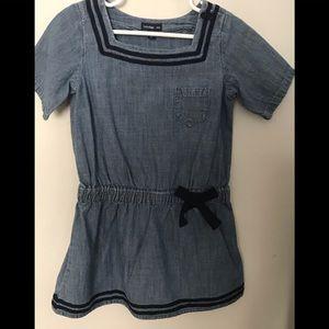 Baby Gap Size 4T Jean Dress
